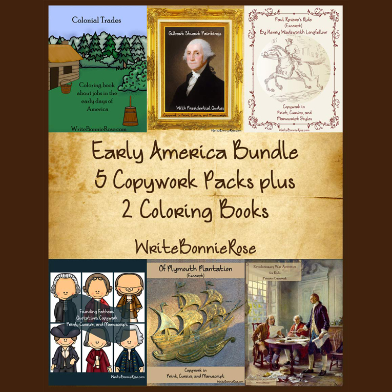 Early American History Resources (e-books)