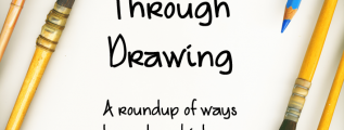 Learn Through Drawing - Roundup of Ways to Learn While You Draw