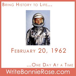 Timeline Worksheet February 20, 1962, John Glenn and Famous Astronauts Crossword