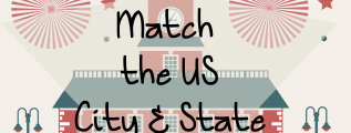 Free Match the US City and State