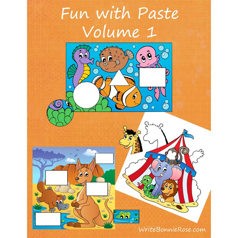 Fun With Paste, Volume 1 (e-book)