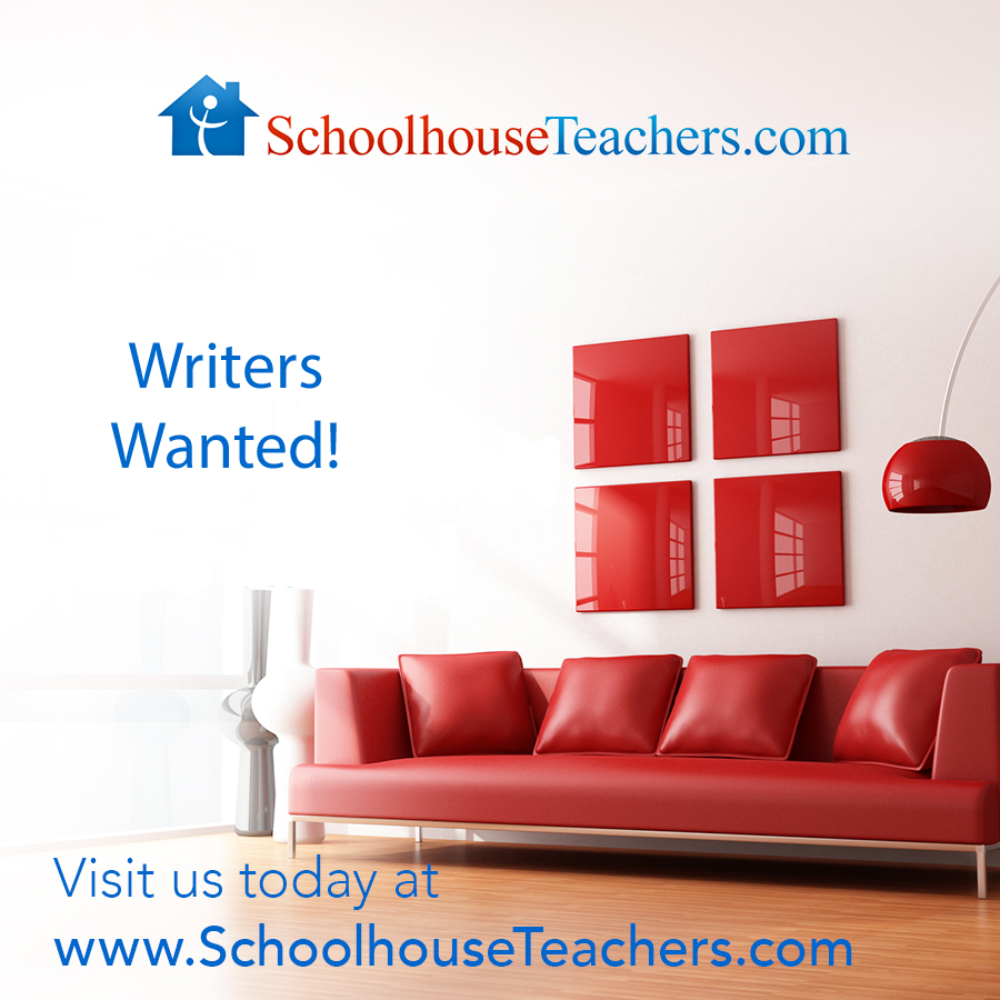 Writers Wanted for The Old Schoolhouse