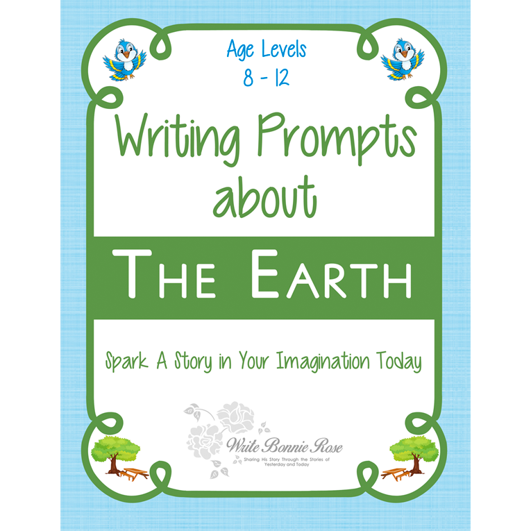 Writing Prompts About the Earth (e-book)