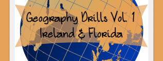 Free Geography Drills Volume 1 - Ireland and Florida