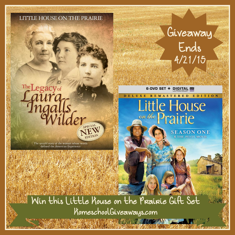 Little House on the Prairie Giveaway2