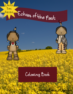 FREE Coloring Book-Echoes of the Past Limited Time