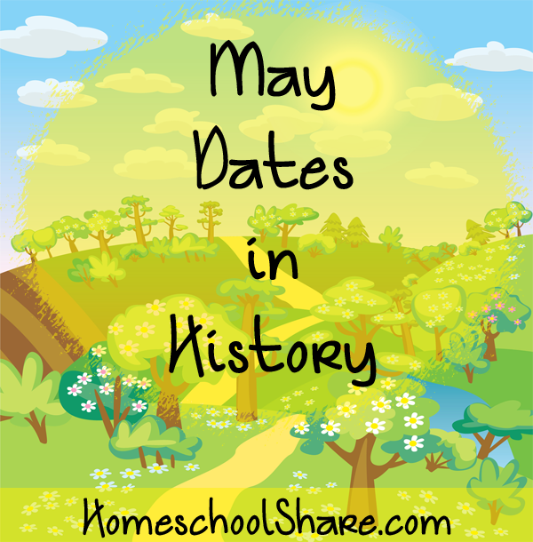 May Dates in History