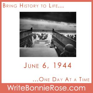 Timeline Worksheet June 6, 1944, D-Day