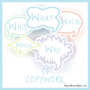 The Who, What, Where, When, and Why of Copywork