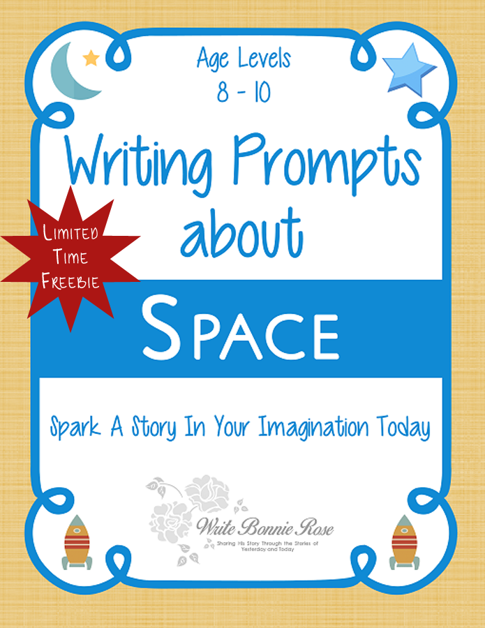 Free Writing Prompts About Space – Limited Time