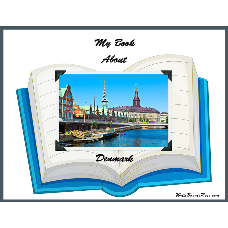 My Book About Denmark (e-book)