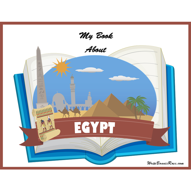 My Book About Egypt (e-book)
