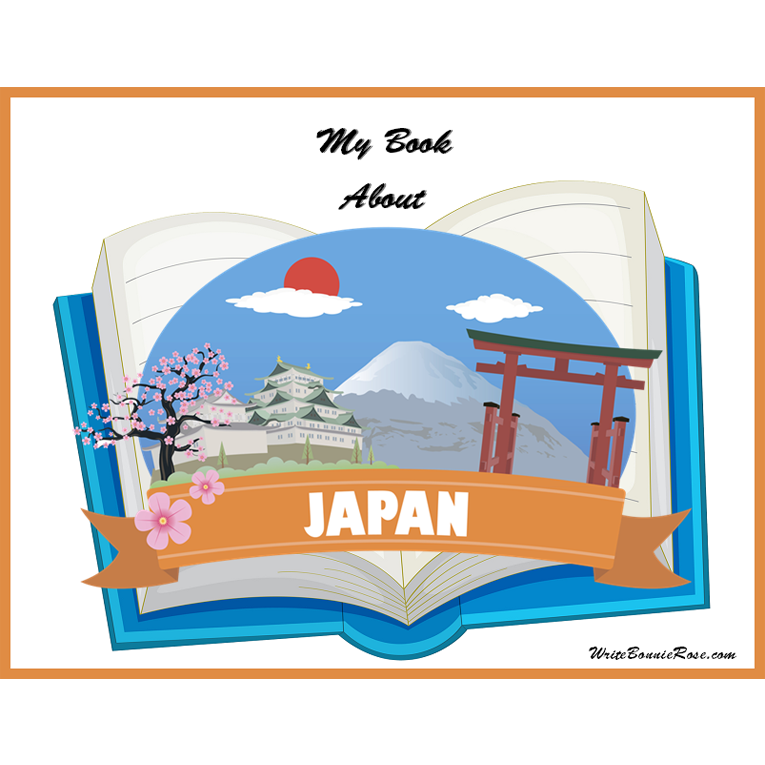 My Book About Japan (e-book)