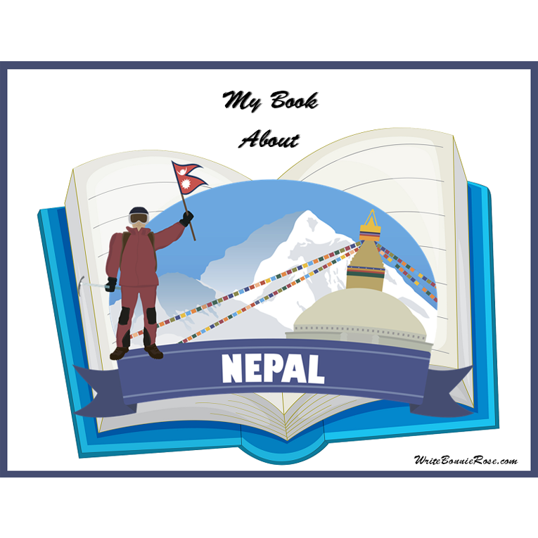 My Book About Nepal (e-book)