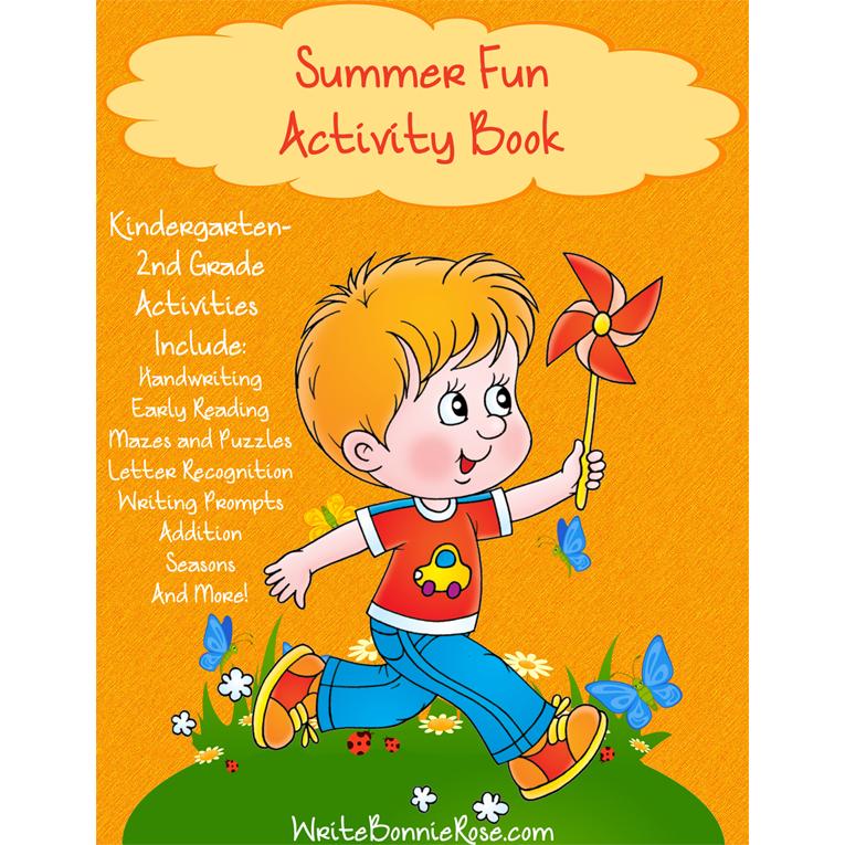 Summer Fun Activity Pack (e-book)