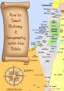 Teaching History and Geography with the Bible