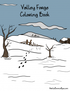 FREE Valley Forge Coloring Book