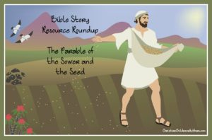 Bible Story Resource Roundup-Parables of Jesus