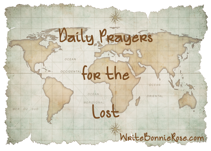 Daily Prayer for the Lost