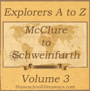 FREE Notebooking Set – History of Explorers Volume 3