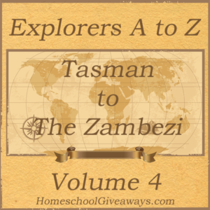 FREE Notebooking Set – History of Explorers Volume 4