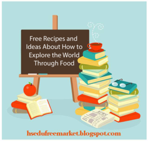 Free Recipes and Ideas About How to Explore the World Through Food