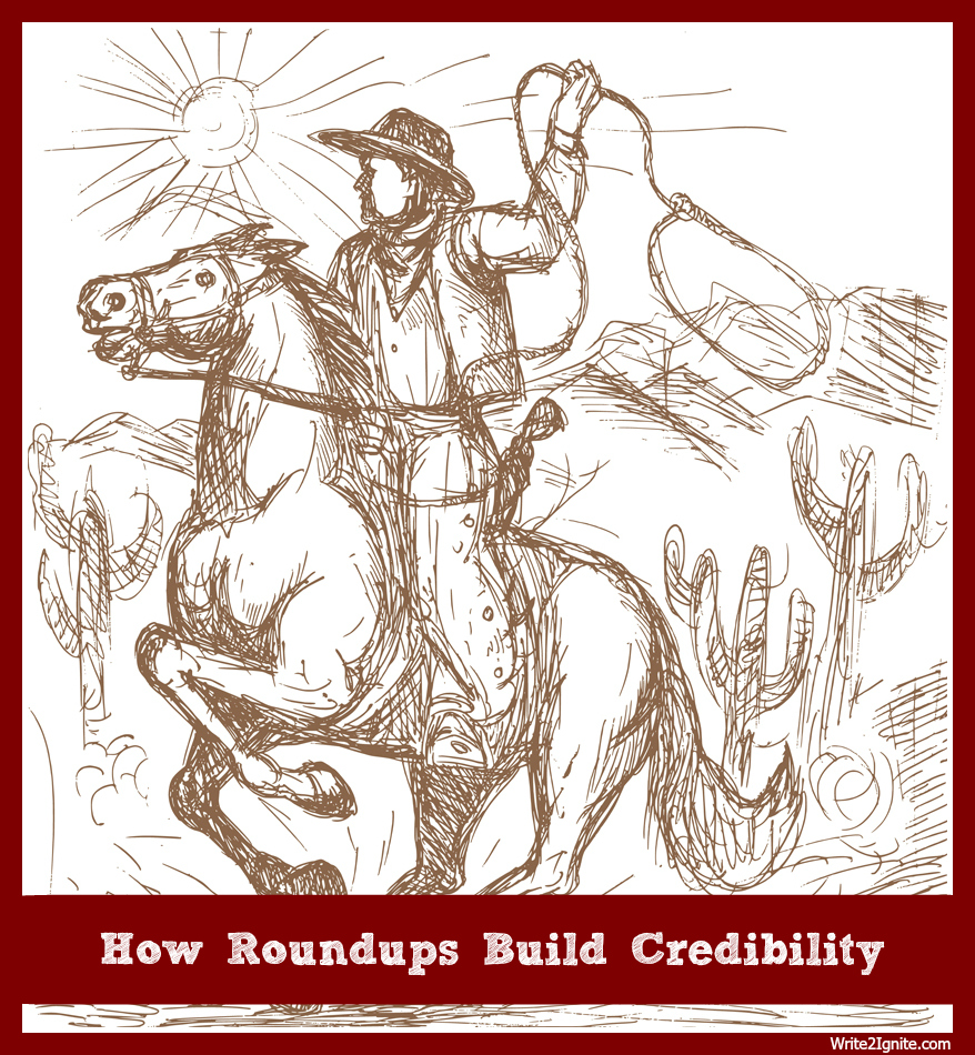 How Roundups Build Credibility