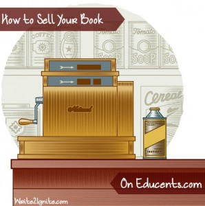 How to Sell Your Book On Educents