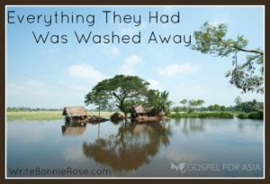 Everything They Had Was Washed Away