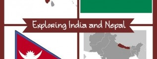 Exploring India and Nepal - Books and Activities
