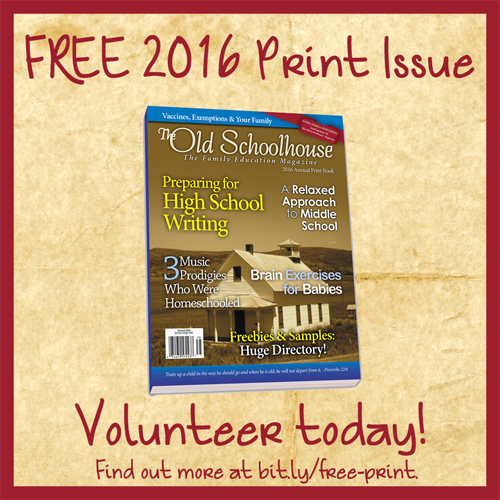 Free 2016 TOS Print Issue sm