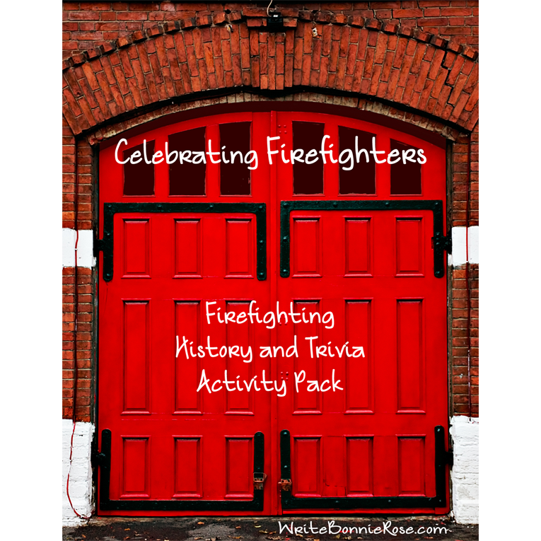 Celebrating Firefighters History and Trivia Activity Pack (e-book)
