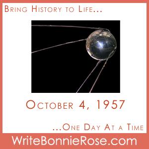 Timeline Worksheet, October 4, 1957, Sputnik Worksheet