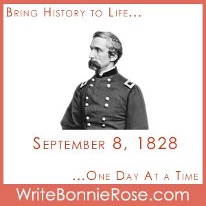 Timeline Worksheet, September 8, 1828, Joshua Chamberlain