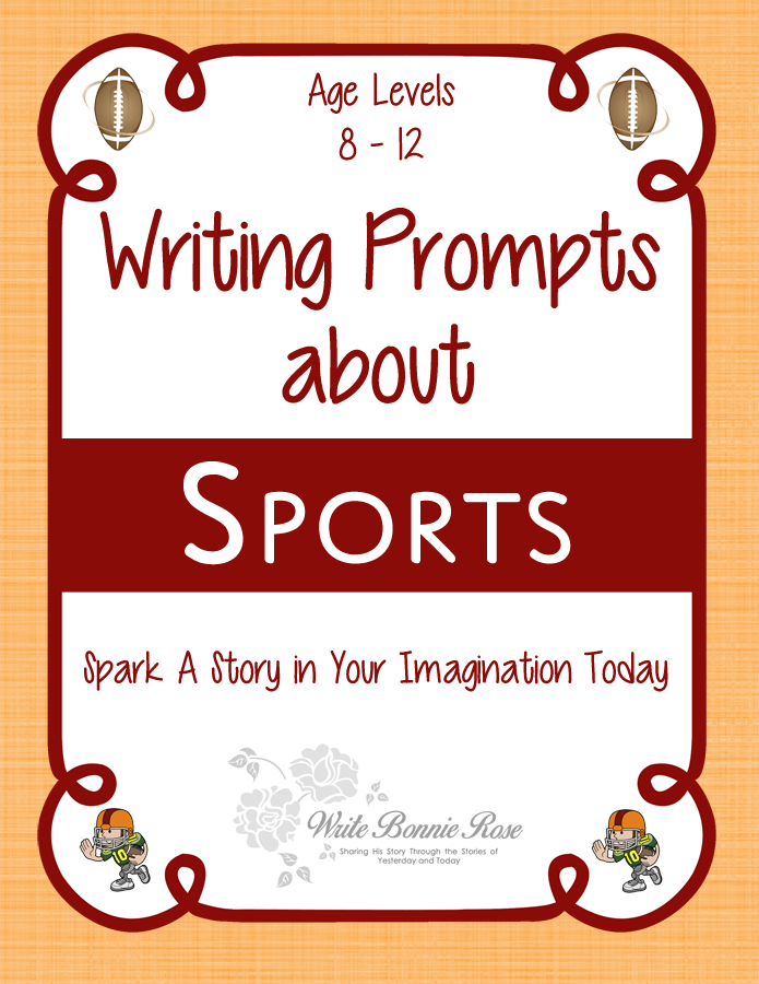 Writing Prompts Sports Cover sm