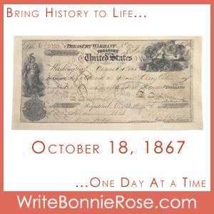 October 18, 1867, Alaska Purchase Worksheet