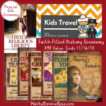 Faith-Filled History Giveaway