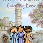 Men of the Bible Coloring Book
