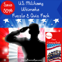 Ulimate Military Quiz and Activity Set