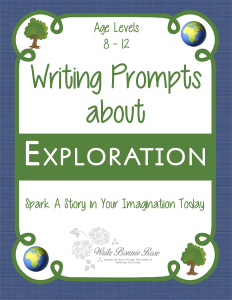 Writing Prompts About Exploration sm