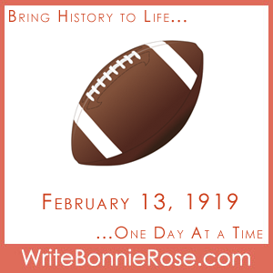 Timeline Worksheet: February 13, 1919, Eddie Robinson