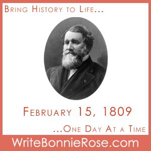 Timeline Worksheet: February 15, 1809, Cyrus McCormick