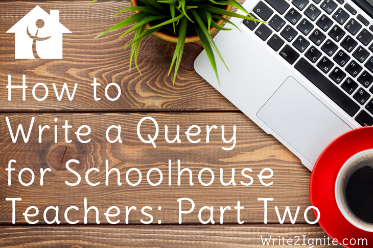 How to Write a Query for Schoolhouse Teachers Part Two