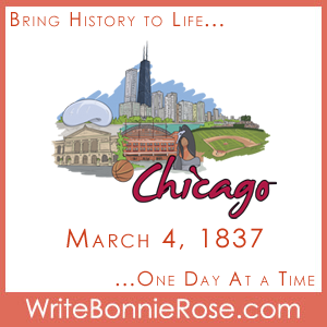 Timeline Worksheet March 4, 1837, Chicago Charter