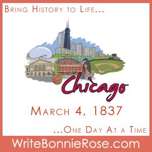 Timeline Worksheet: March 4, 1837, Chicago Charter Enacted
