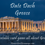 FREE Game All About Greek History