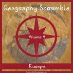 Geography Scramble-Europe