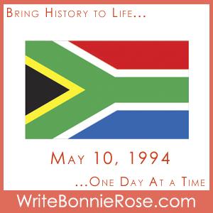 Timeline Worksheet: May 10, 1994 Nelson Mandela Inaugurated