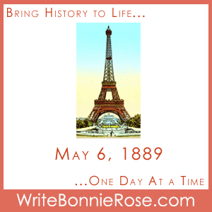 Timeline Worksheet: May 6, 1889, Eiffel Tower Opens