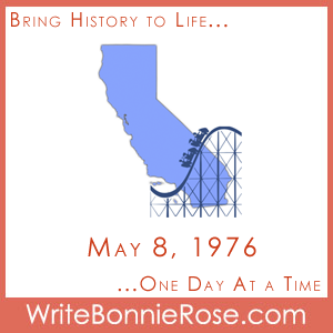 Timeline Worksheet: May 8, 1976, Roller Coaster Revolution